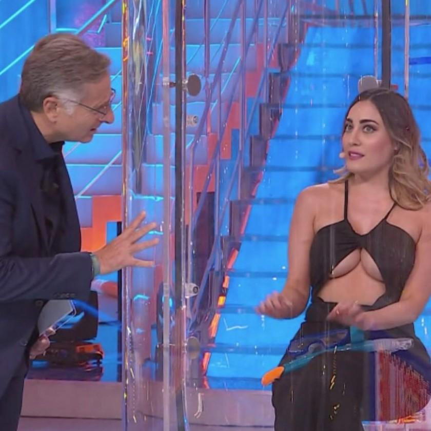 Italian model Paola Saulino-11
